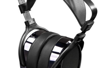 Affordable lightweight ergonomic headphones from HIFIMAN