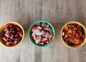 Backyard Bowls is a revolutionary eatery specializing in acai bowls, hot porridges, and smoothies