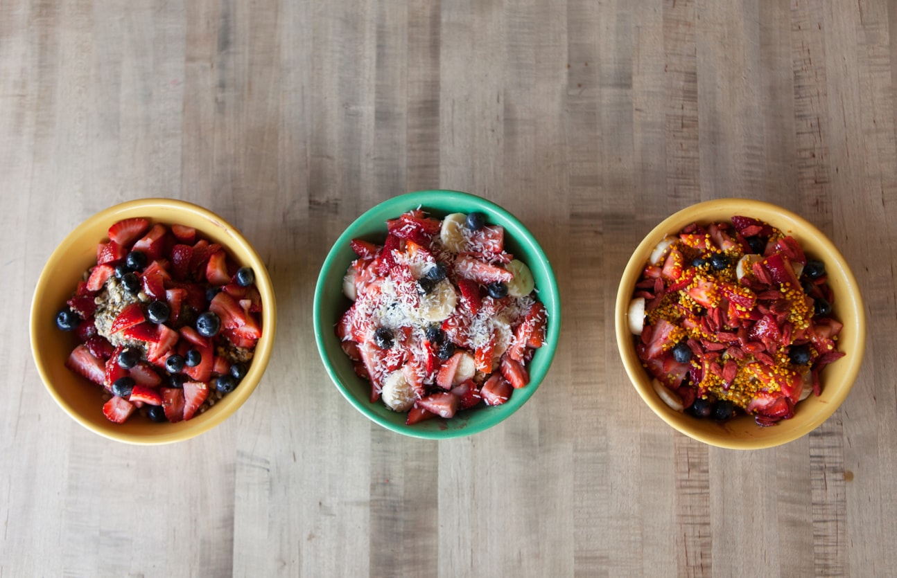 backyard bowls is a revolutionary eatery specializing in acai