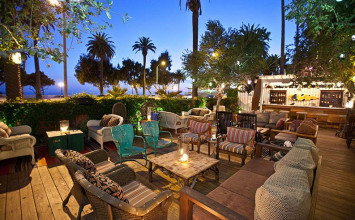 The Bungalow Lounge:  One The Most Popular Startup Hangout in Silicon Beach