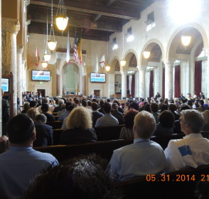 Tech Conference & Job Fair with LA Mayor Garcetti