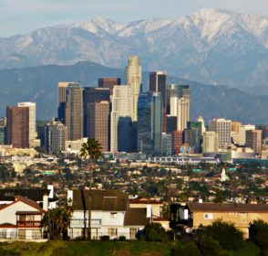 Living and working in Downtown Los Angeles, California