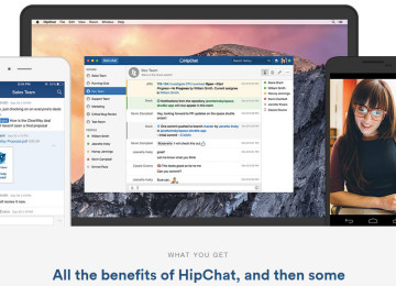 HipChat: Group and private chat, file sharing, and integrations