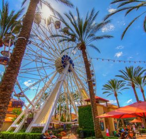 Living and working in Irvine, California