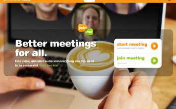 Join.me:  Free, simple, fast online meetings. Share your screen instantly with anyone.