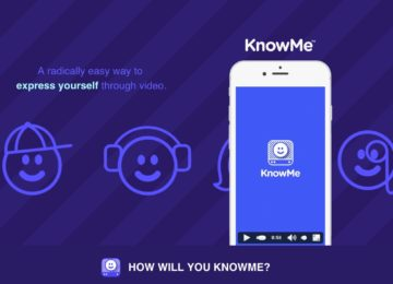 Express yourself through the video platform of KnowMe app