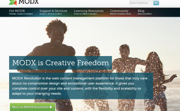 MODX: The Flexible and Freeing Content Management Platform