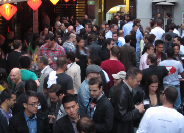 Startup Mix & Mingle – 4.26.12