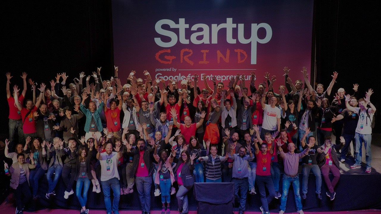 StartupGrind - Global Conf