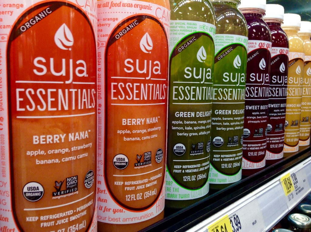 Suja Juice drinks 2-min