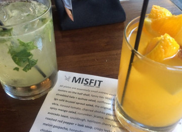 The Misfit: Creative Comfort Food and Delicious Handcrafted Cocktails For Any Occasions