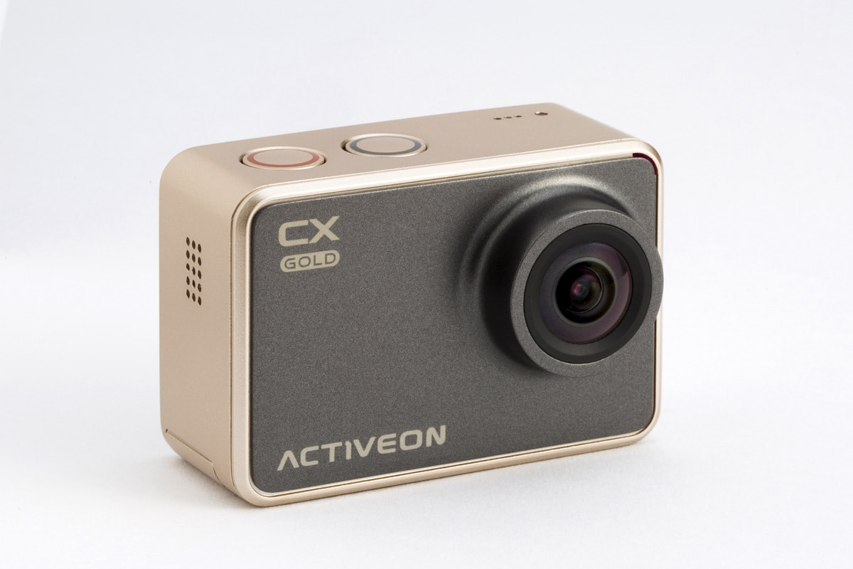 The Active on CX GOLD camera