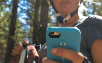 Never lose your phone again with Beeline's retractable phone case
