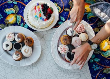 Hot spots for delicious desserts around Santa Monica