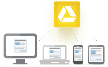 Google Drive is here