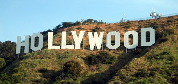 Living and working in Hollywood, California