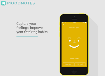 Capture your mood and improve your thinking habits with Moodnotes
