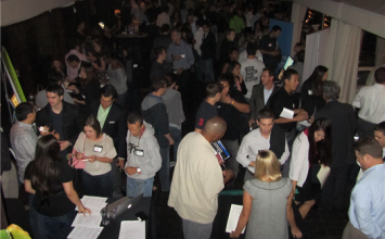 Top 10 Tech and Startups Showcased at Schmoozd's Job Fair