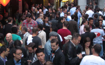 Startup Mix & Mingle At WOKCANO