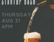 What to expect at STARTUP BASH on Thursday, Aug 31