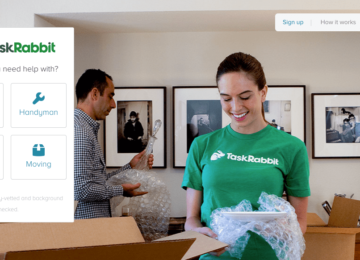 Live smarter by outsourcing errands & tasks at TaskRabbit