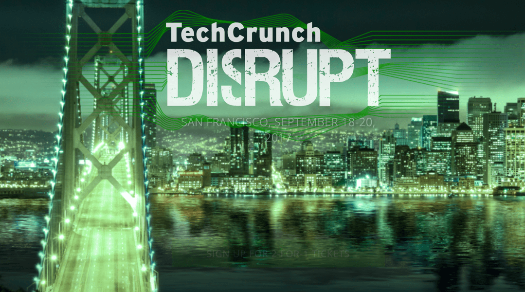 TechCrunch DISRUPT SF, 2017